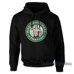 Rise Above Hate Cenation Hoodie