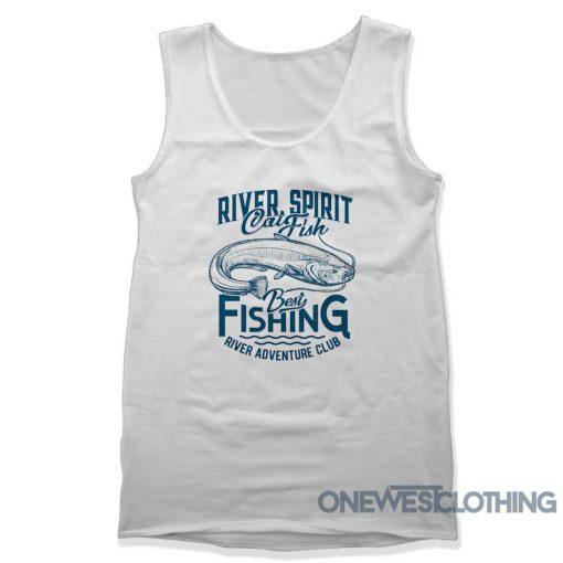 River Spirit Best Fishing Tank Top