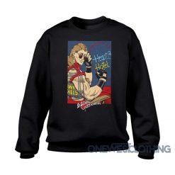 Shawn Michel Heart Break Vintage Sweatshirt