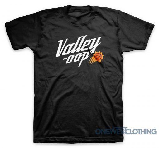 Valley Oop Suns T-Shirt