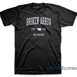 Vintage Broken Arrow T-Shirt