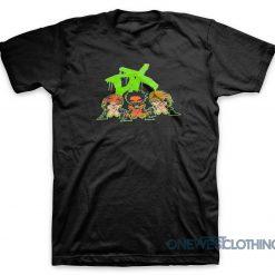 WWE D-Generation X T-Shirt