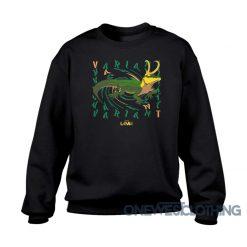 Alligator Loki Sweatshirt