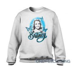Britney Butterfly Sweatshirt