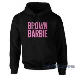 Brown Barbie Hoodie