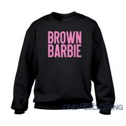 Brown Barbie Sweatshirt