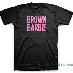 Brown Barbie T-Shirt