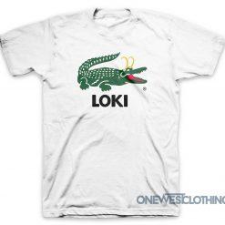 Lacoste Loki Alligator T-Shirt