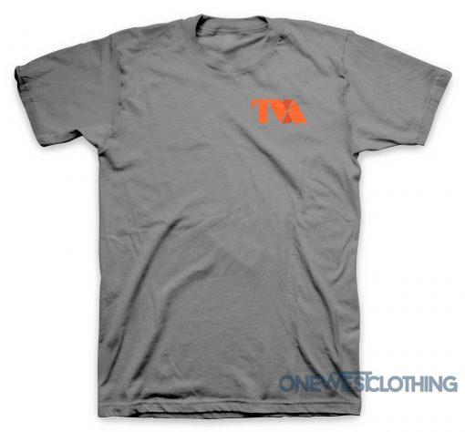 Marvel Loki TVA Logo T-Shirt