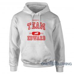 Property Of Team Edward Hoodie
