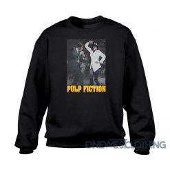 Pulp Fiction Dance Contest Sweatshirt