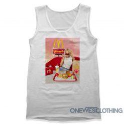 Saweetie Stars McDonald's Tank Top