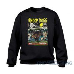 Snoop Dogg The Beast Within Sweatshirt