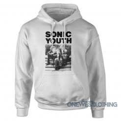 Sonic Youth Madonna Hoodie