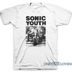 Sonic Youth Madonna T-Shirt