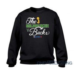 The Milwaukee Bucks Finals Sweatshirt