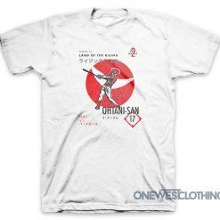 Vintage Rising Shohei Ohtani T-Shirt