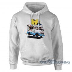 Wu-Tang Clan Ice Cream Van Hoodie