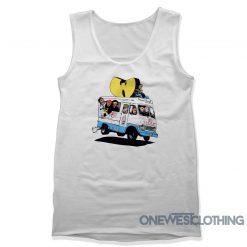 Wu-Tang Clan Ice Cream Van Tank Top