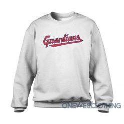 Cleveland Guardians Sweatshirt