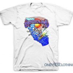 Grateful Dead California Surfer T-Shirt