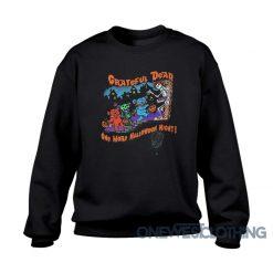 Grateful Dead Halloween Night Sweatshirt