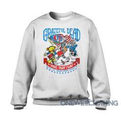 Grateful Dead Wave The Flag Sweatshirt