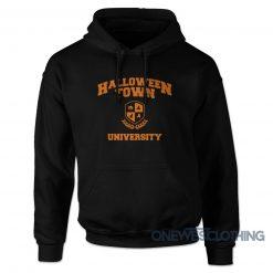 Halloween Town University Hoodie