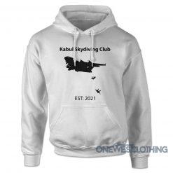 Kabul Skydiving Club Hoodie