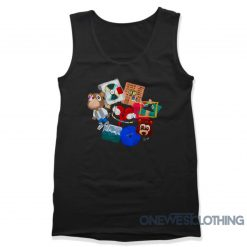 Kanye West Collection Tank Top