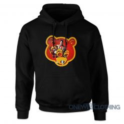 Kanye West College Dropout Bear Hoodie