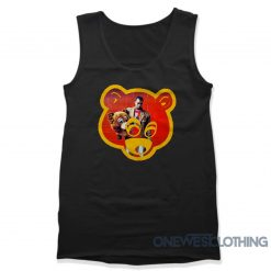 Kanye West College Dropout Bear Tank Top