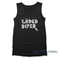 Loded Diper Devil Tank Top