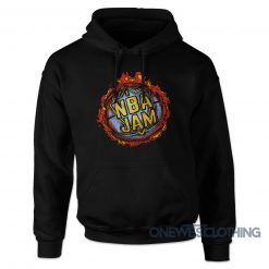 NBA Jam Logo Hoodie