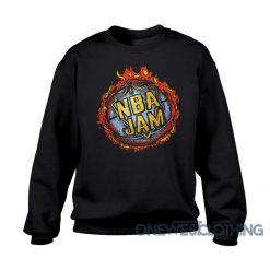 NBA Jam Logo Sweatshirt