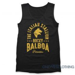 The Italian Stallion Balboa Tank Top
