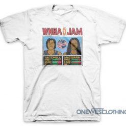 WNBA Jam Indiana Fever T-Shirt