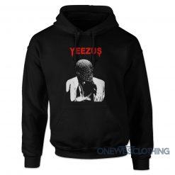 Yeezus Whole Lotta Red Hoodie