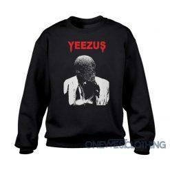 Yeezus Whole Lotta Red Sweatshirt