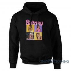 Young Britney Spears Hoodie