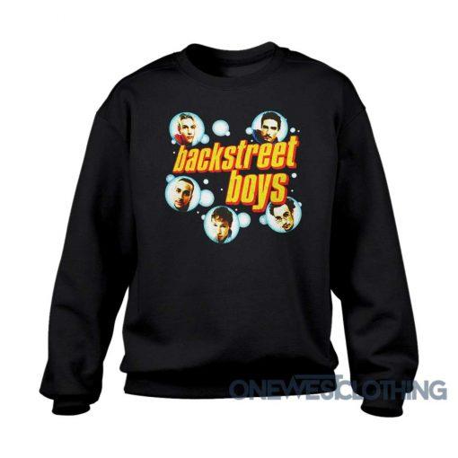 Backstreet Boys Bubble Vintage Sweatshirt