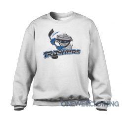 Danbury Trasher Logo Sweatshirt