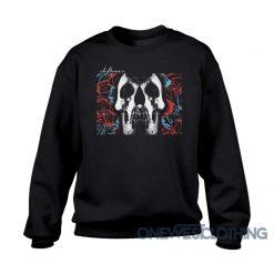 Deftones Album Cover 2003 Sweatshirt