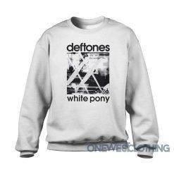 Deftones White Pony Sweatshirt
