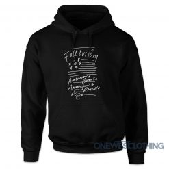 Fall Out Boy American Psycho Hoodie