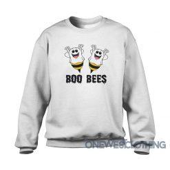 Funny Boo Bees Halloween Sweatshirt