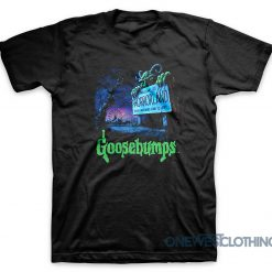Goosebumps Welcome To Horrorland T-Shirt