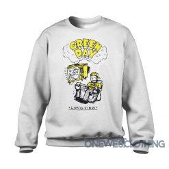 Green Day Long View Sweatshirt
