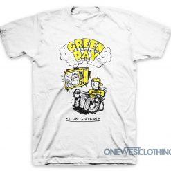 Green Day Long View T-Shirt