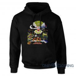 Green Day Vintage Dookie Tour Hoodie